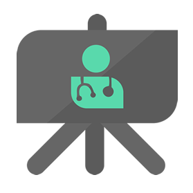 Infunsync Healthcare Professional Training Icon